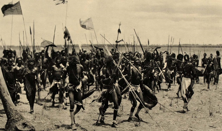 Old Photographs of African Warriors (11)